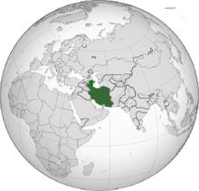 Alternate Iran