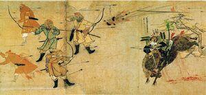 Mōko Shūrai Ekotoba 2