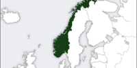 Integral overseas areas and dependencies of Norway (Deutschland Siegt)