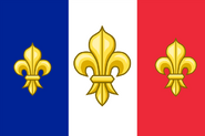 Flag France (World of the Rising Sun)
