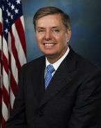 Lindsey Graham official portrait