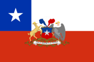 Bandera Presidente de Chile