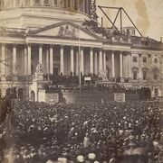 598px-Abraham lincoln inauguration 1861