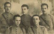 Brazil Soldiers First War