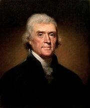 220px-Thomas Jefferson by Rembrandt Peale, 1800