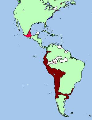 Establishment of the First Inca Colony in North America