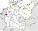 CV Map of Düsseldorf 1945-1991