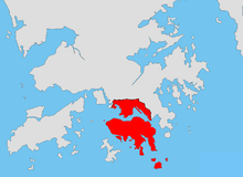 Hong Kong-post handover