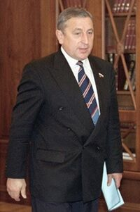 Nikolay Kharitonov 5 December 2000