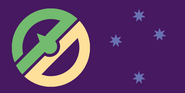 Flag of Natori (World of the Rising Sun)