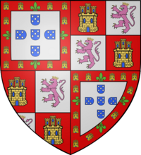 COA king Nuno I of Portugal PMII