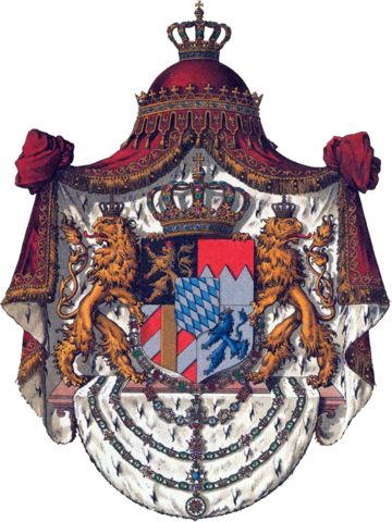 File:Coat of Arms of the Kingdom of Bavaria.png