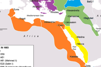 Ottoman empire 1912