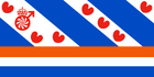 Flag of Frisian AMSK (IM)
