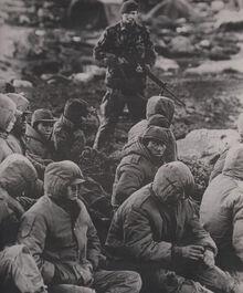 Soldados Prisioneros