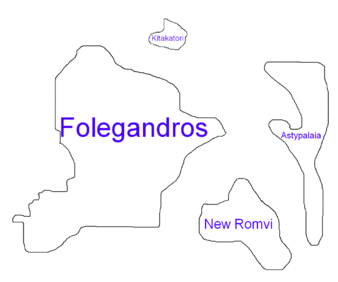 The World - Island Names