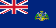 Flag of Dominica, 1965-1978