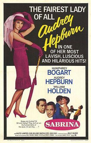 File:Sabrina 1954 film poster.jpg