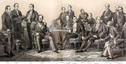 Signing Treaty of Montreal (No Napoleon)