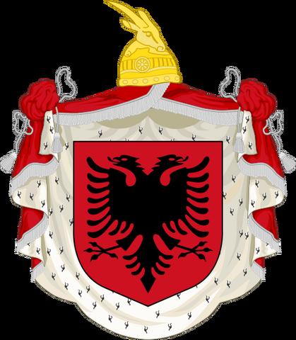File:COA Albanian Kingdom.PNG