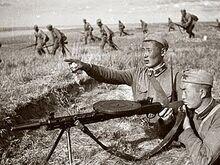 Battle of khalkhin gol mongols