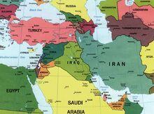Map of iran-region3