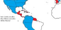 Great Atlantic War (Broken Spain)