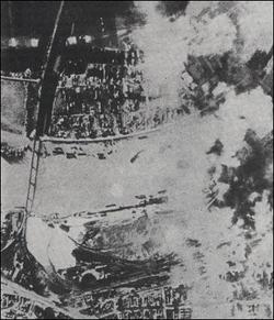 Fall Grun Bombardement of Prague