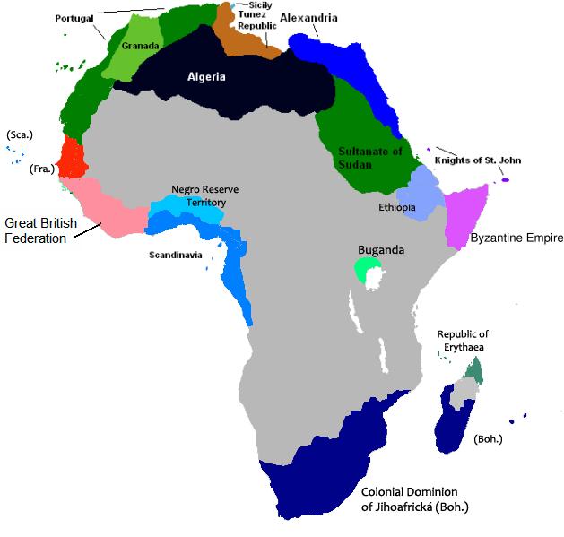 1814-Africa