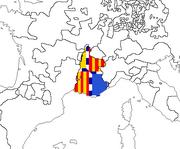 Arles w. Flag (The Kalmar Union)