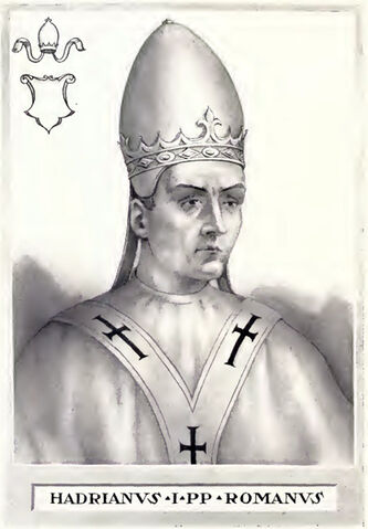File:Pope Adrian I Illustration.jpg