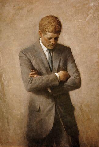 File:John F. Kennedy (1961 - 1963).jpg
