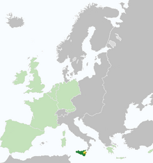 Map of sicily (FS)