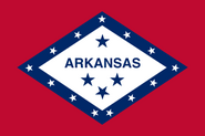 Arkansas FTBW flag