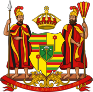 Coat of arms of Hawaii (Myomi)