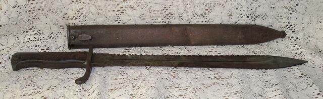 File:German bayonet.jpg