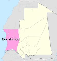Nouakchottmap