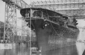 Archive-Japanese-Naval-photo-showing-the-Akagi-at-Kure-naval-shipyard-on-April-6-1925-01