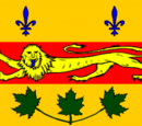 Flags of Quebec