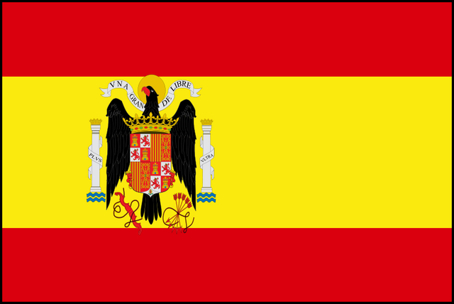 File:Flag of the Spanish State.png