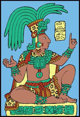 King Nidawai of Zapotec