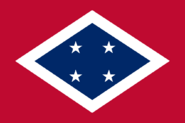 Flag of Arkansas (Southern Independence)