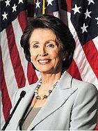 Nanci Pelosi (President McCain)