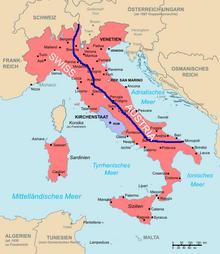 Italian Invasion Map Proposal