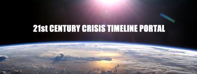 21st Century Crisis Timeline Portal Image