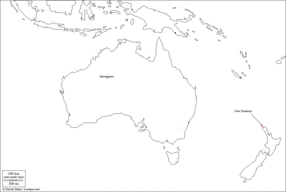 Australia 1697