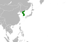 Location of Korea (Myomi)