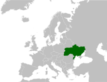 Location of Ukraine (Myomi Republic)