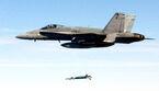 CF-18A launches LGB Eglin AFB 2006