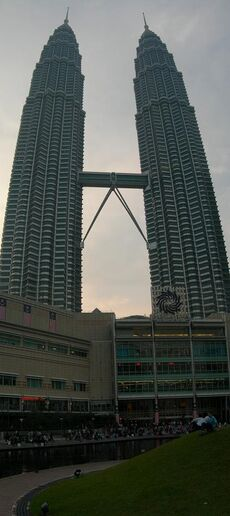 MLY Electronas Towers (VegWorld)